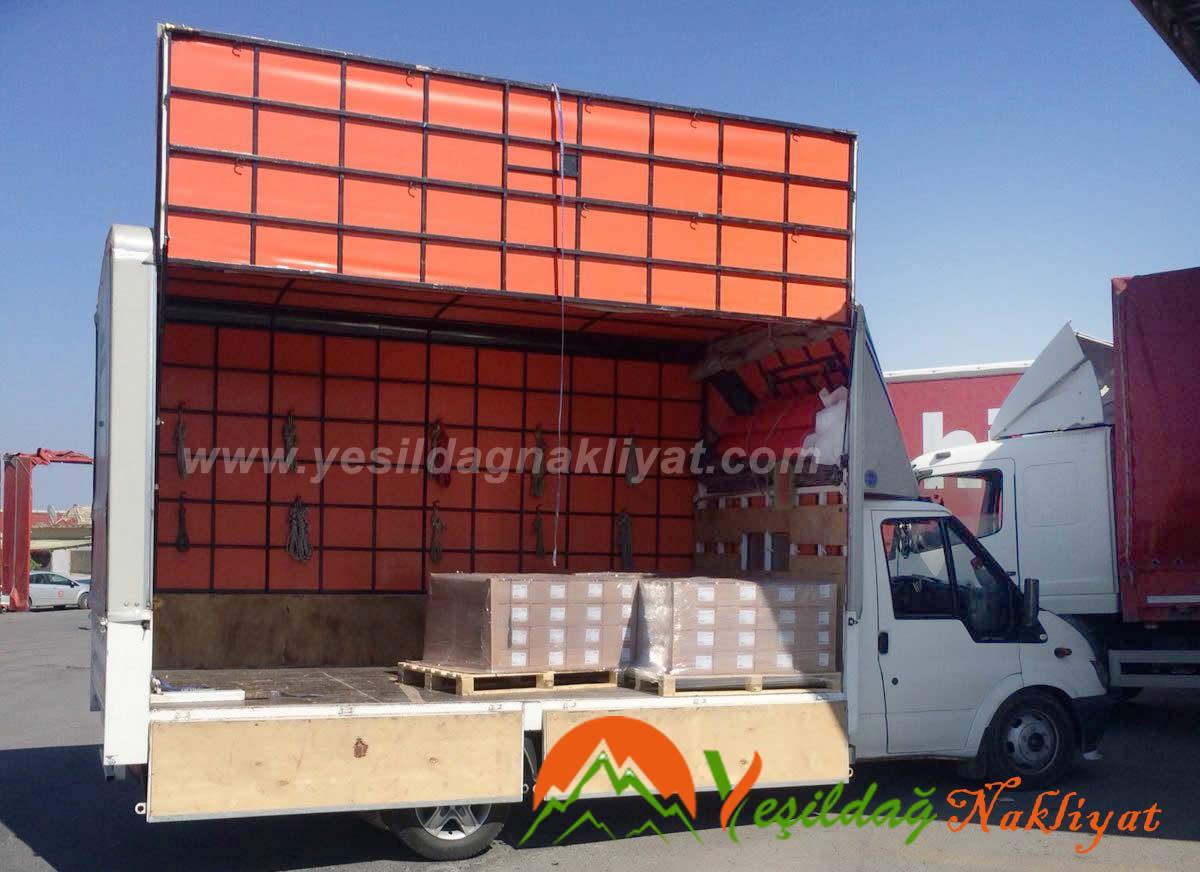 Zeytinburnu Demirciler Sitesi Yük Nakliyat