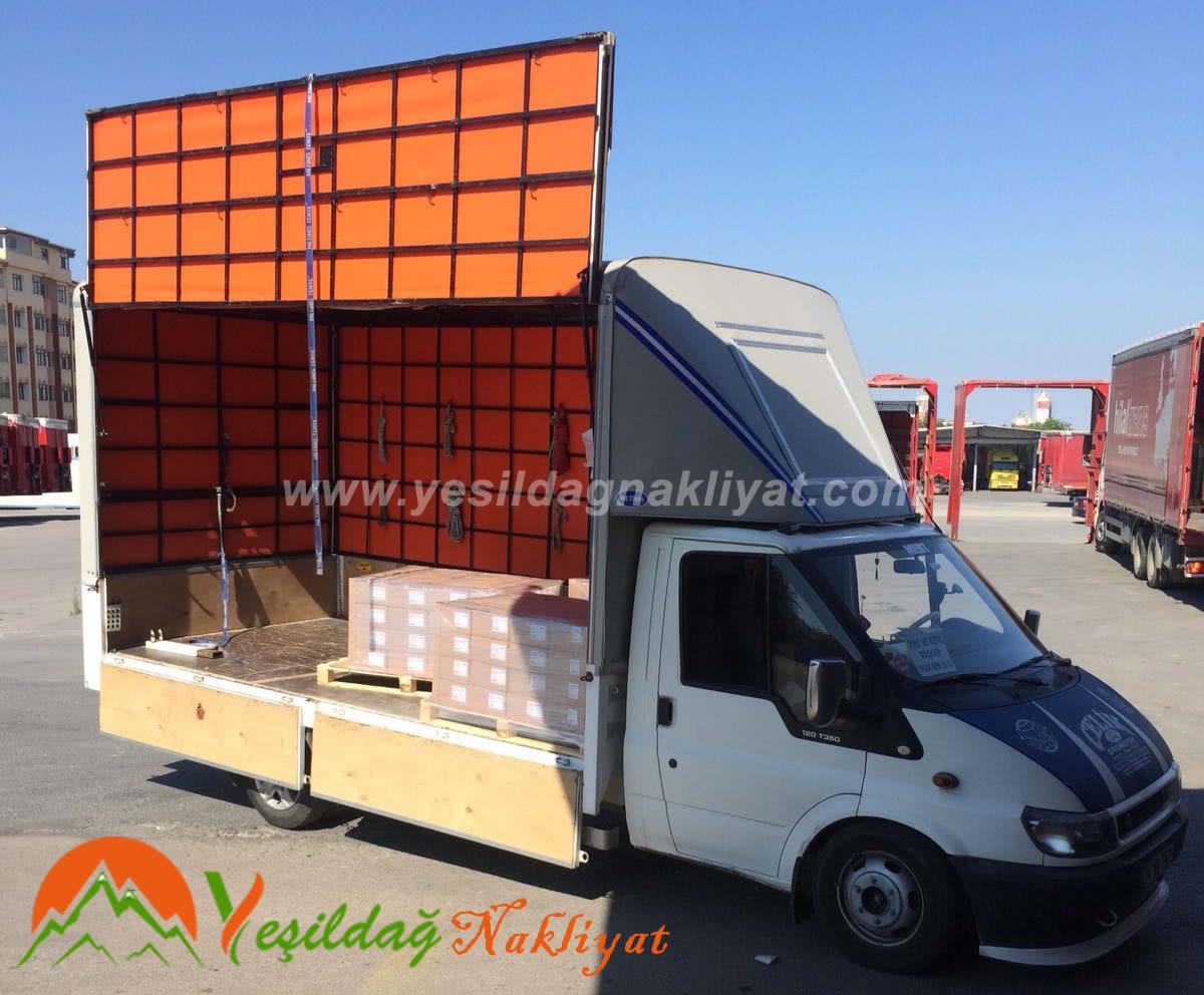 Zeytinburnu Parça Eşya Taşıma Aracı, Eşya Nakliyesi, Nakliyat Ambarı