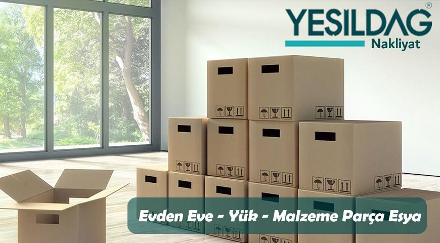 Parça Eşya Taşıma hizmeti ile İstanbul dan Ankara'ya gidecek olan parça eşyalarınızın sevkiyatını üstlenmekteyiz.