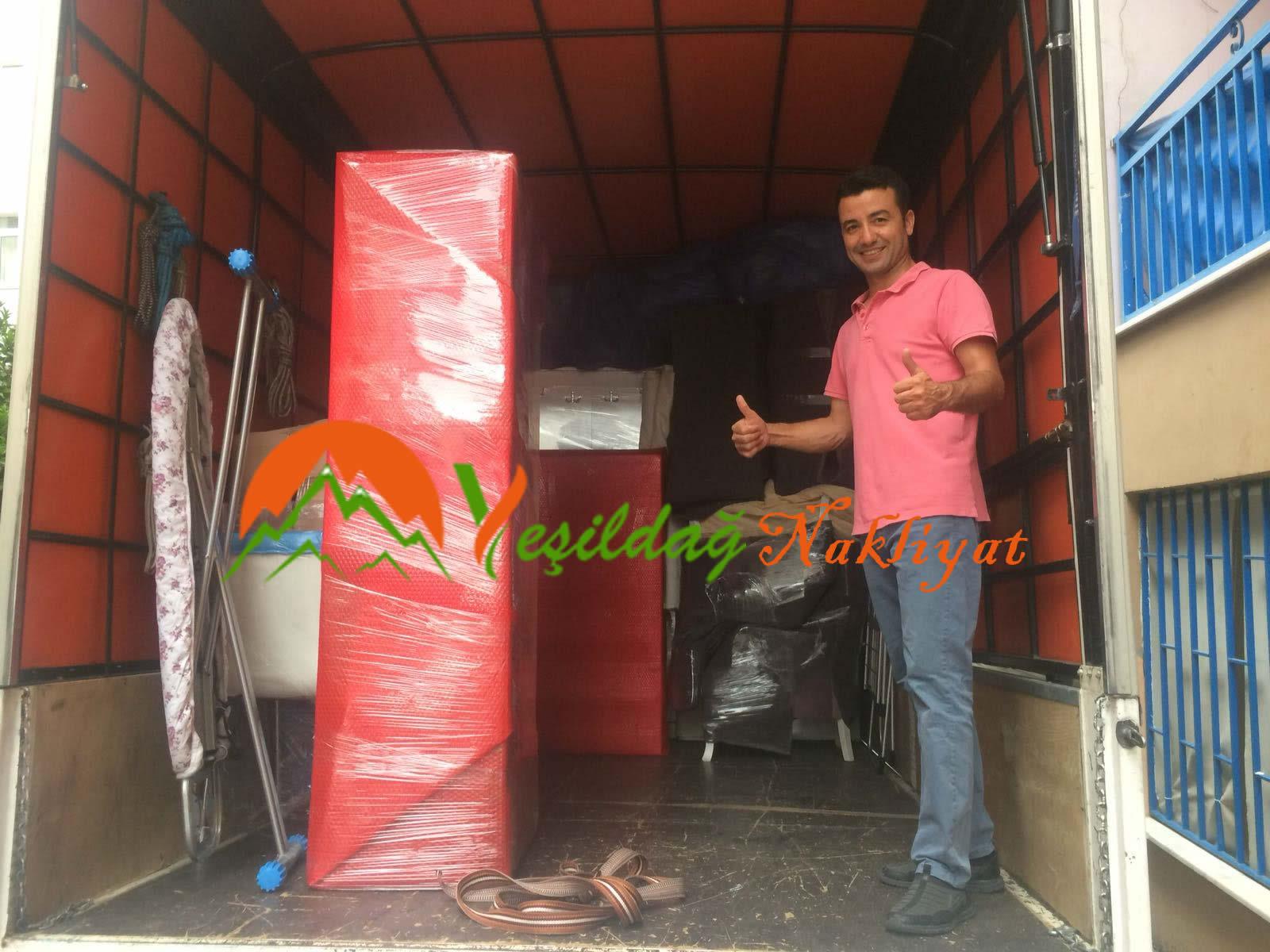 Zeytinburnu Evden Eve Taşıma Firması