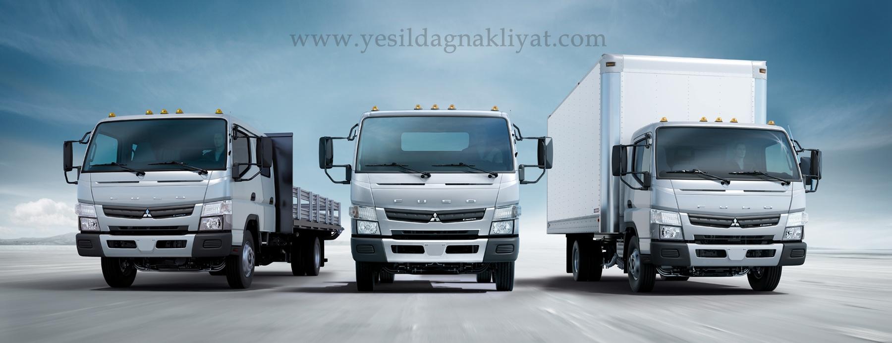 İstanbul Şehir İçi Nakliyat Araçları, İkitelli Nakliye Aracı, İkitelli Şehir İçi Taşıma Kamyon ve Kamyonet
